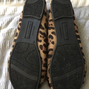 Leopard Print American Eagle Flats